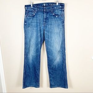 "7 for all Man Kind | ""A"" Pkt Jeans"